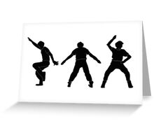 Napoleon Dynamite Dance Greeting Card