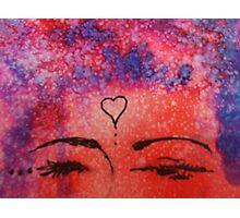 Gypsy Eyes Photographic Print