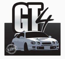DLEDMV-GT4 Baby Tee