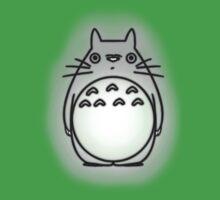 Totoro shadow by Faramiro