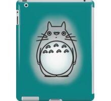 Totoro shadow iPad Case/Skin