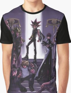 Yugioh - Group Graphic T-Shirt