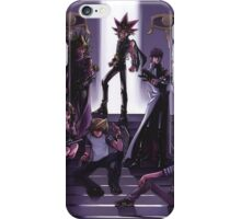 Yugioh - Group iPhone Case/Skin