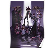 Yugioh - Group Poster