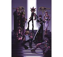 Yugioh - Group Photographic Print