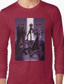 Yugioh - Group Long Sleeve T-Shirt