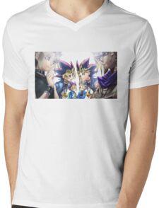 Yu-Gi-Oh! Generation Mens V-Neck T-Shirt