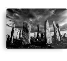 Callanish Isle of Lewis 2 Metal Print