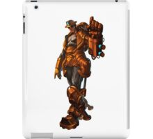 Robbie the robot boy from Submantle iPad Case/Skin