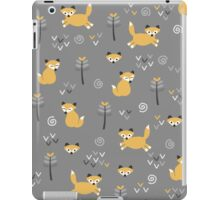 Foxy Grey iPad Case/Skin