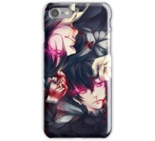 Diabolic waltz iPhone Case/Skin