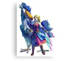 The Legend of Zelda Canvas Print