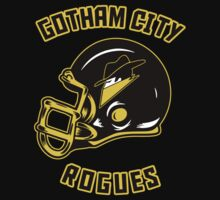 Gotham City Rogues by Buby87