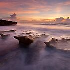 Colors of Coral Cove by PeaceInArt