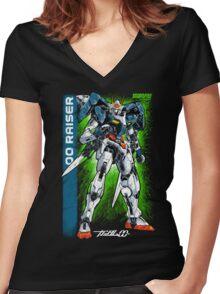 Raiser Women's Fitted V-Neck T-Shirt