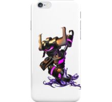 Vex, the martial arts expert. iPhone Case/Skin