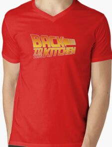 Back to the Kitchen Mens V-Neck T-Shirt