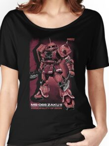 Zaku Char Women's Relaxed Fit T-Shirt