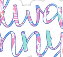 Always Sunny Lilly Sticker