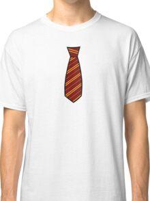 Gryffindor-Tie Classic T-Shirt