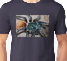 Chromatopelma cyaneopubescens Unisex T-Shirt