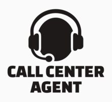 Call center agent Baby Tee