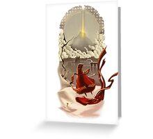 Journey Companion Greeting Card