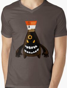 Evil Soy Sauce Mens V-Neck T-Shirt