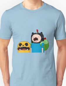 Adventure Time Jack and Finn  Unisex T-Shirt