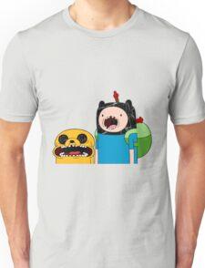 Adventure Time Jack and Finn  Unisex T-Shirt