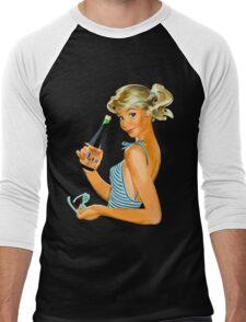 Buck Fast & Furious Men's Baseball ¾ T-Shirt