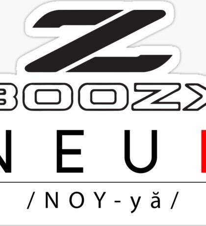 z32 Logo Sticker Sticker