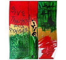 reggae five Poster