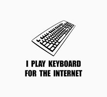 Keyboard Internet Unisex T-Shirt