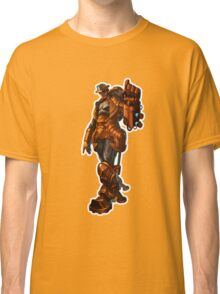 Robbie the robot boy from Submantle Classic T-Shirt