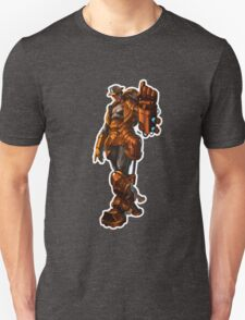 Robbie the robot boy from Submantle Unisex T-Shirt