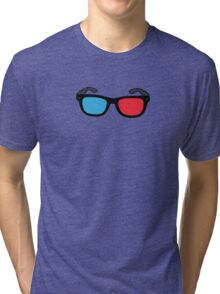 3D  Tri-blend T-Shirt