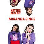 Miranda Sings x4 by joshgranovsky