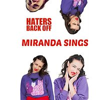 Miranda Sings x4 by joshgranovsky