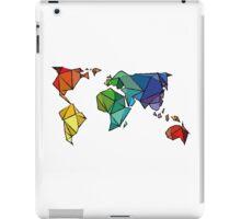 Rainbow World iPad Case/Skin