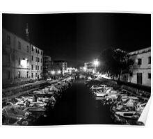 Venice, Livorno #2 Poster