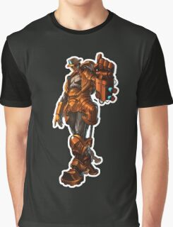 Robbie the robot boy from Submantle Graphic T-Shirt