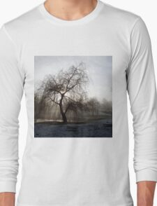 Willow in the Mist Long Sleeve T-Shirt