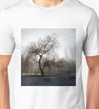 Willow in the Mist Unisex T-Shirt