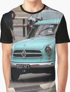 Borgward Isabella Kombi Graphic T-Shirt