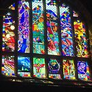Stained glass by Cheryl Carpenter
