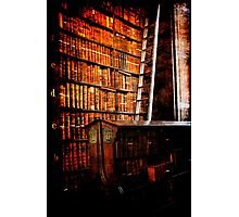 Trinity College Library Dublin Photographic Print