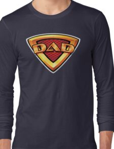 Super Dad Tee Long Sleeve T-Shirt