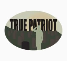 She was a True Patriot Kids Clothes