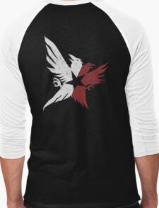 InFamous Second Son Eagles Men's Baseball ¾ T-Shirt